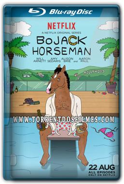 BoJack Horseman 1ª Temporada Torrent – Dublado WEBRip 720p
