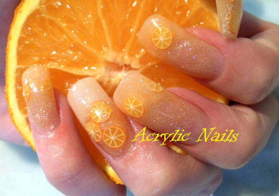 Stick On Nail Art Designs Absolute Cycle