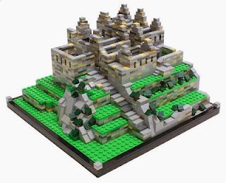 Le mystère des murs incas