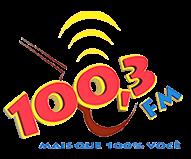 Rádio 100,3 FM de Rochedo MS ao vivo