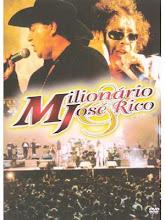 DVD - Milionário e José Rico - As Gargantas de Ouro do Brasil Ao Vivo 1999