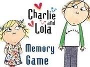 Charlie y Lola Memory Game