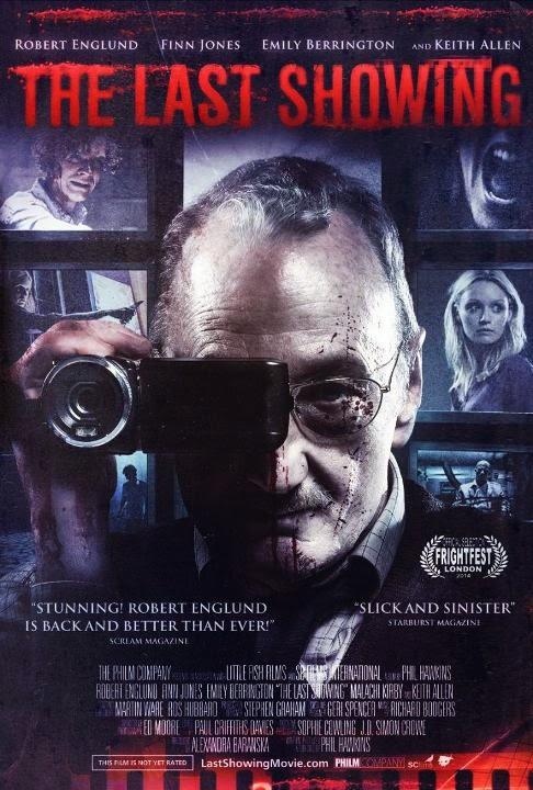 Robert Englund protagoniza este film