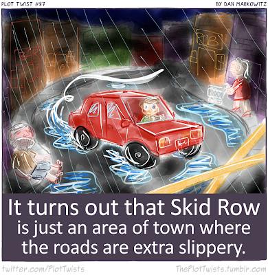 Plot Twist - Skid Row