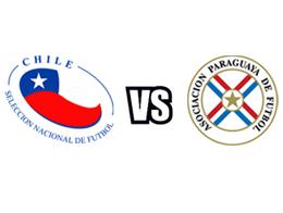 Chile vs Paraguay en vivo online