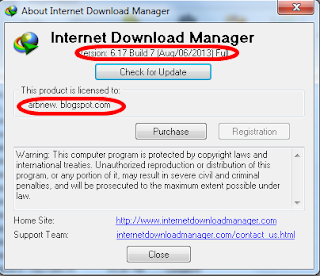 Download IDM 6.17 Build 7 Full Version