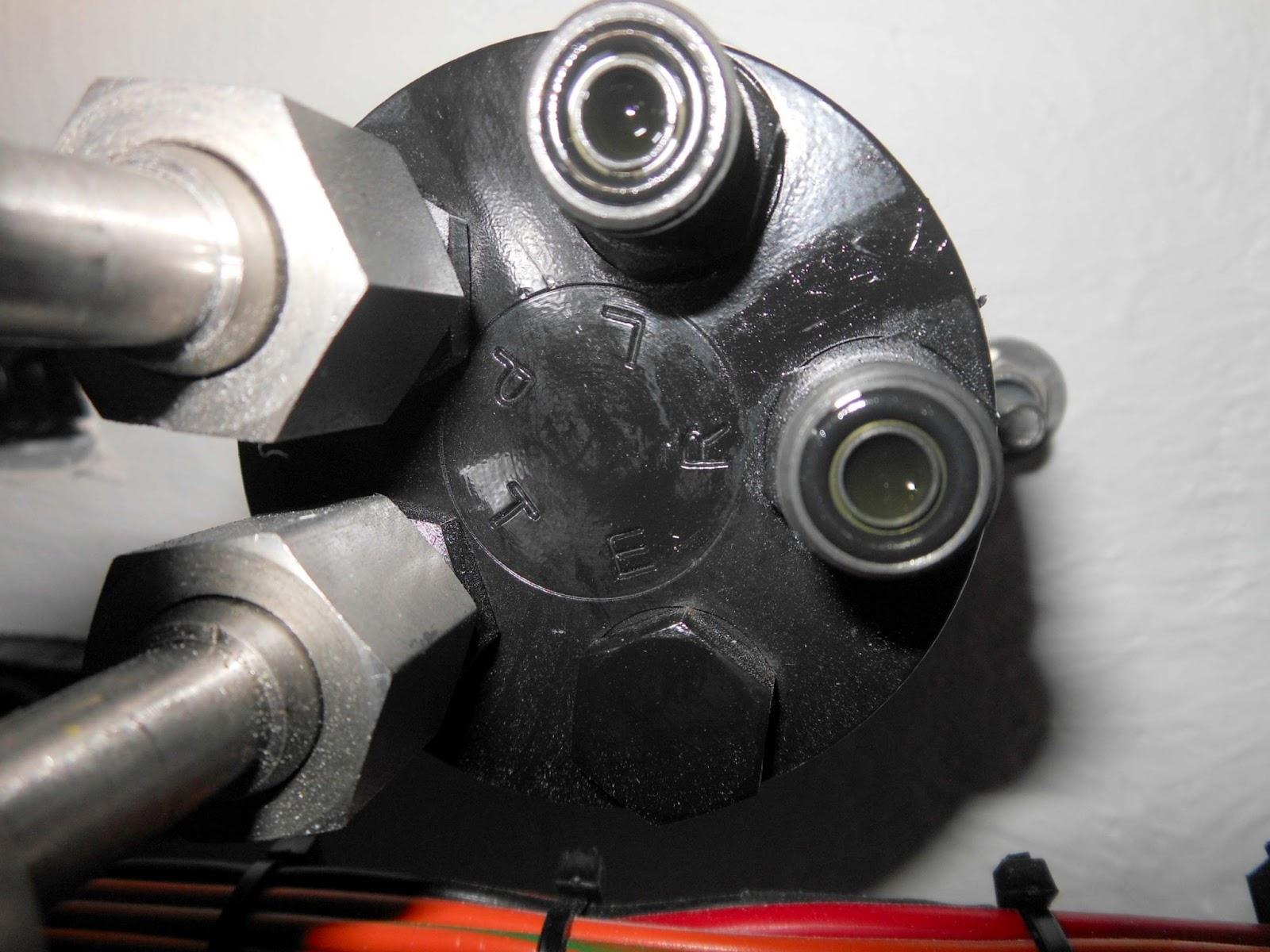 The Marine Installers Rant Verado Uflex Autopilot Hydraulic Power Steering Pump Parts Diagram Plumbing Diy 101