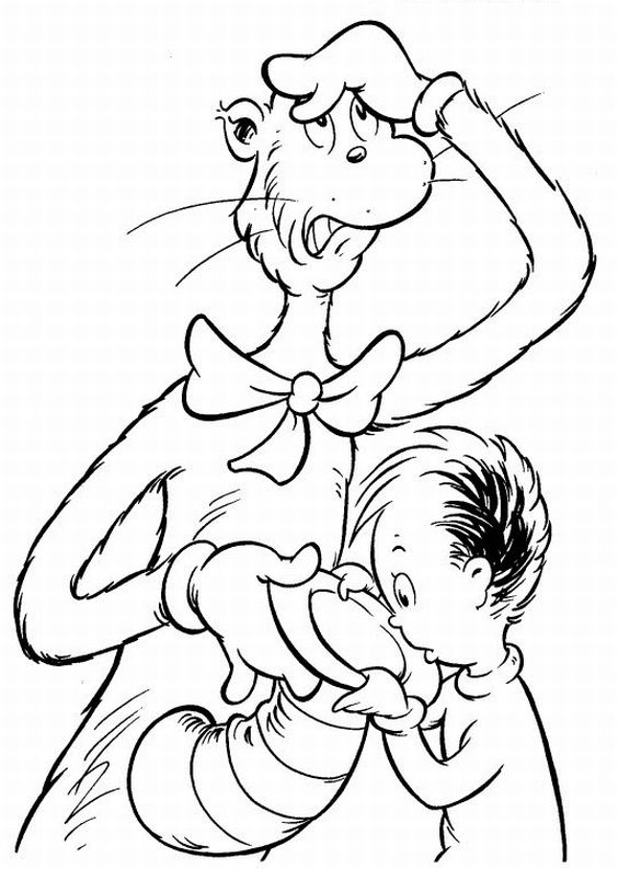 Dr Seuss Coloring Pages Kentscraft Sneetches Coloring Page