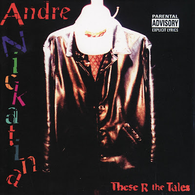Andre Nickatina – These R The Tales (CD) (2000) (FLAC + 320 kbps)