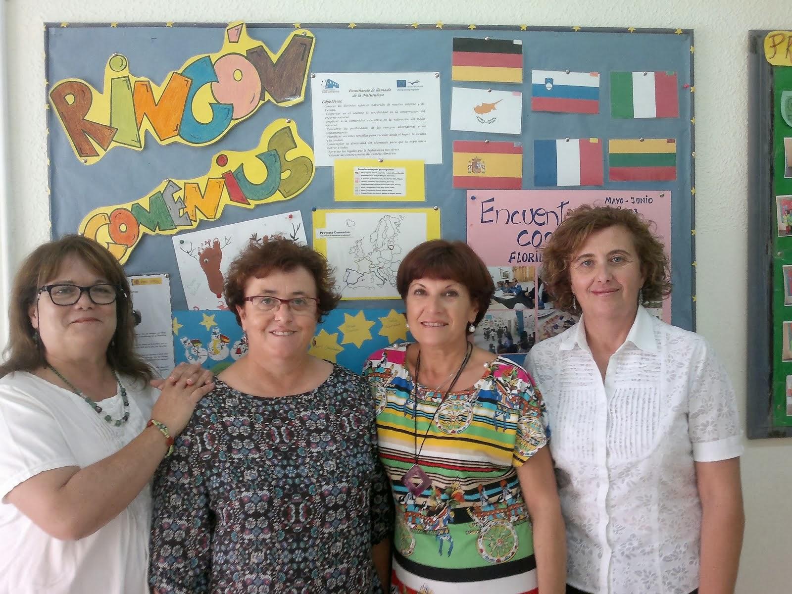 Blog de Primer Ciclo del Colegio San Antonio