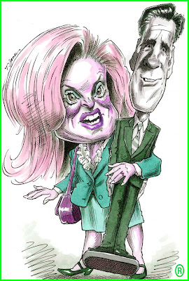 Ann Romney cartoon