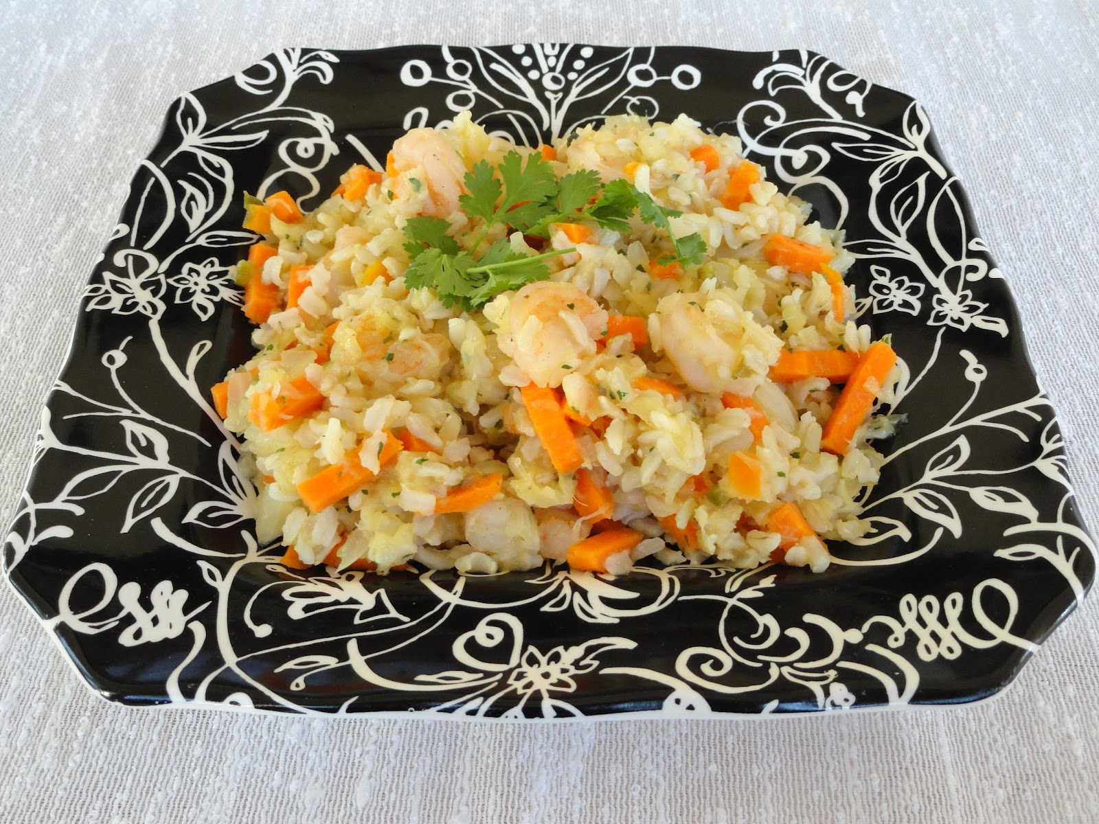 Pineapple Shrimp Fried Rice is healthy, tasty, and quick to prepare ...