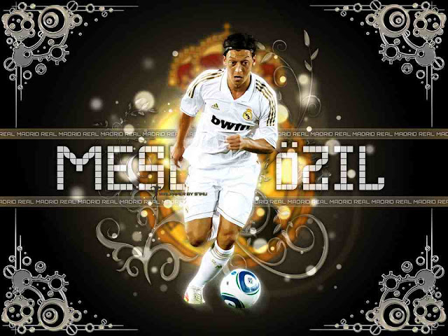 Nationality Turkish German Mesut Ozil Wallpaper Mesut Ozil Wallpaper