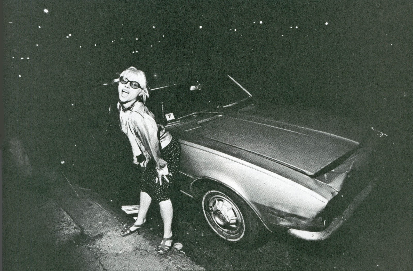Lost Star Cars The Cars Of Debbie Harry