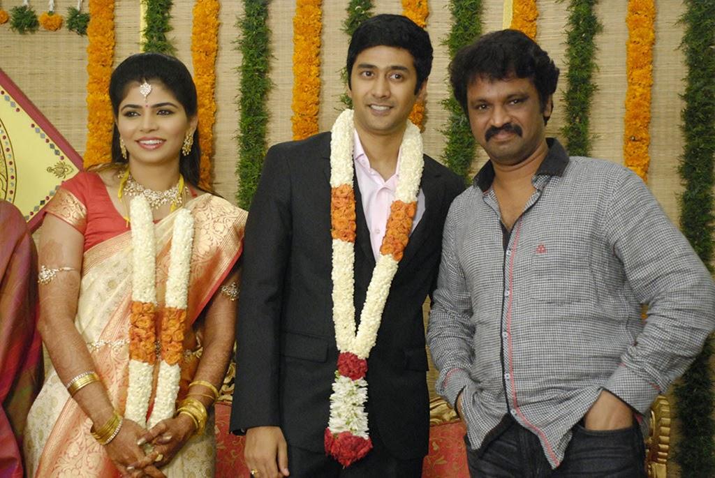 Rahul and Chinmayi wedding reception photos-HQ-Photo-8