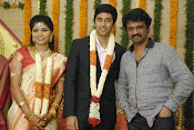Rahul and Chinmayi wedding reception photos-thumbnail-8