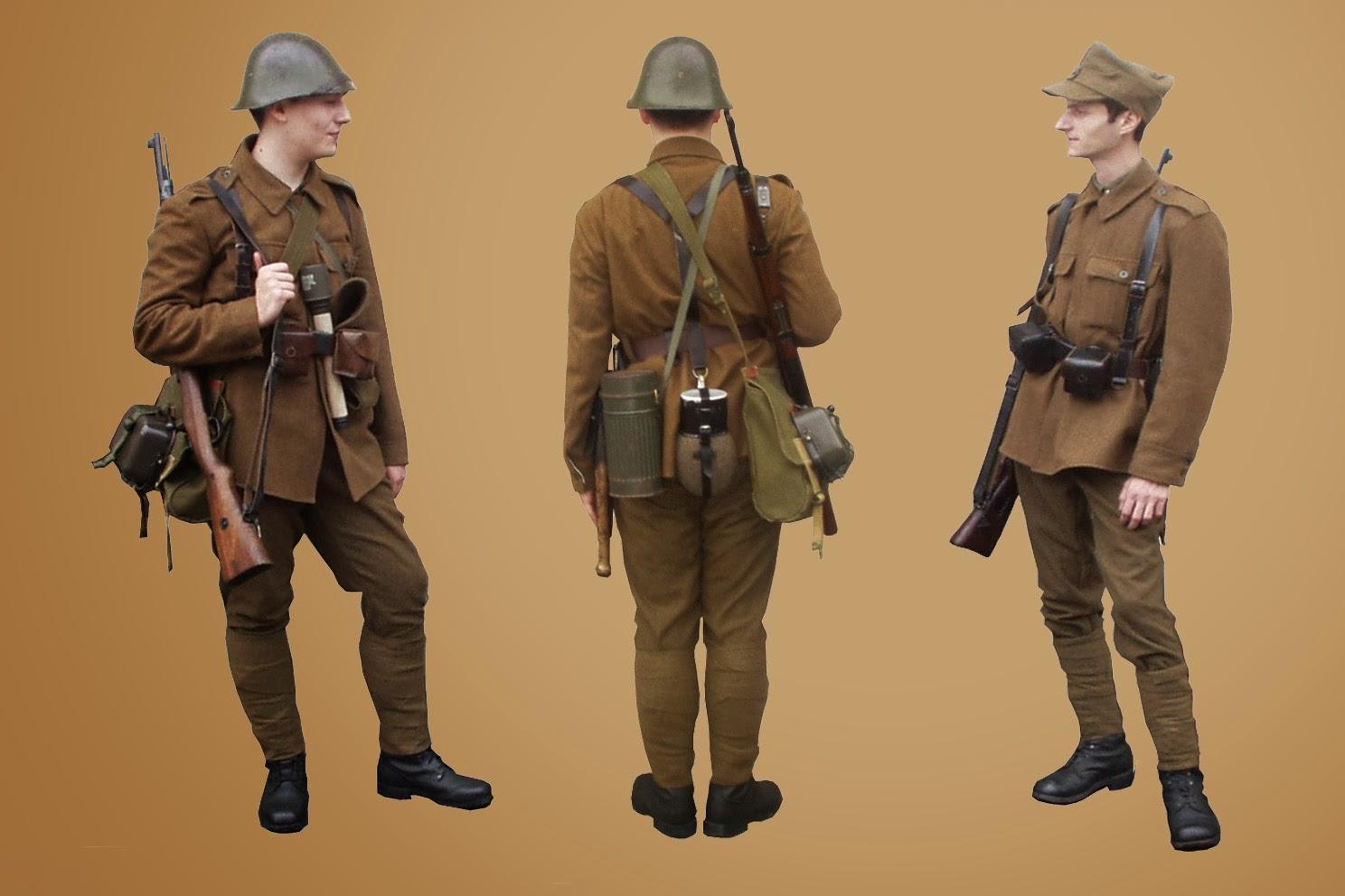 Униформа второй мировой войны 22 фотография