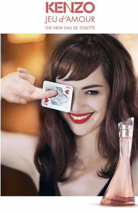 Reklama perfum Kenzo Jeu d'Amour EdT
