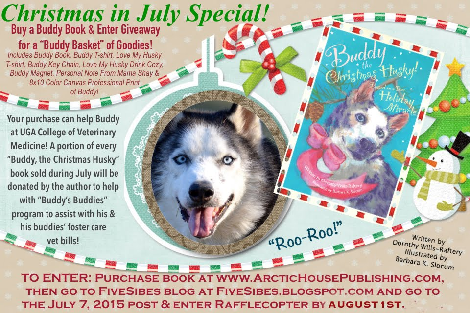 Christmas in July SPECIAL!