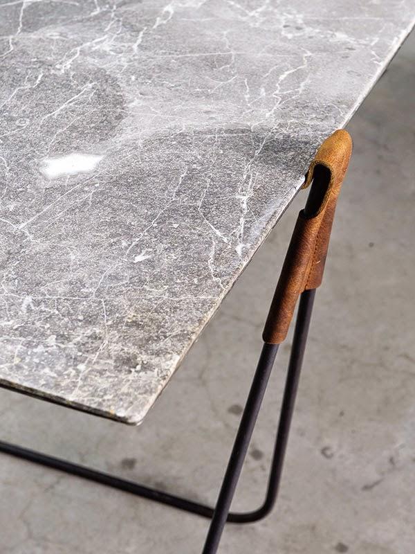 Val rie adoooore la table tr teaux de ben storms en marbre ou en version miroir - Wc opgeschort deco ...