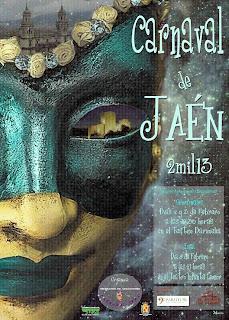 Carnaval de Jaén 2013 - María del Carmen Passolas