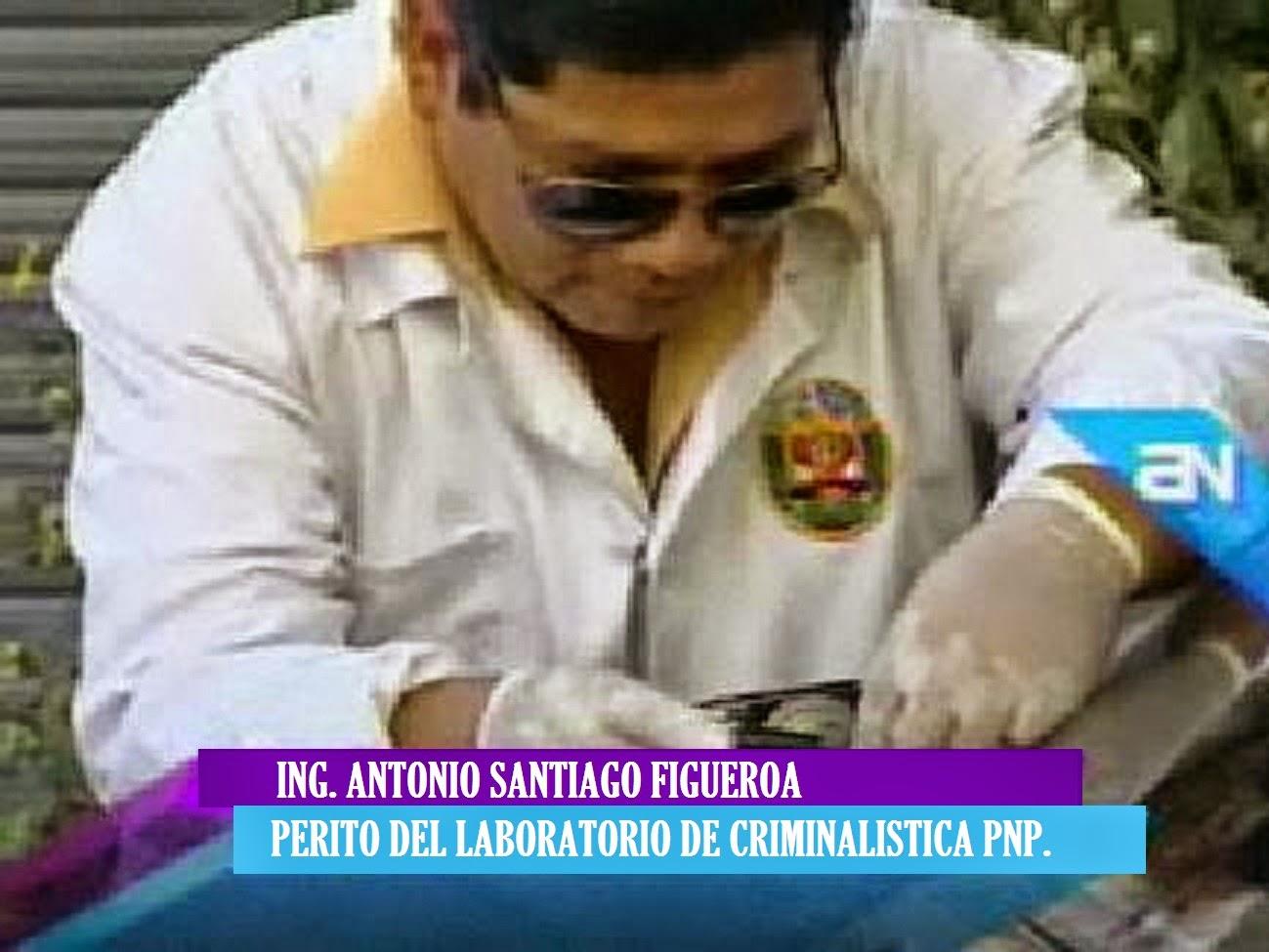 PERITO A. SANTIAGO FIGUEROA