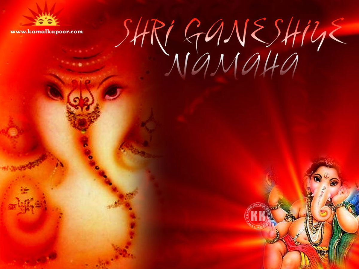 Ganpati desktop wallpaper
