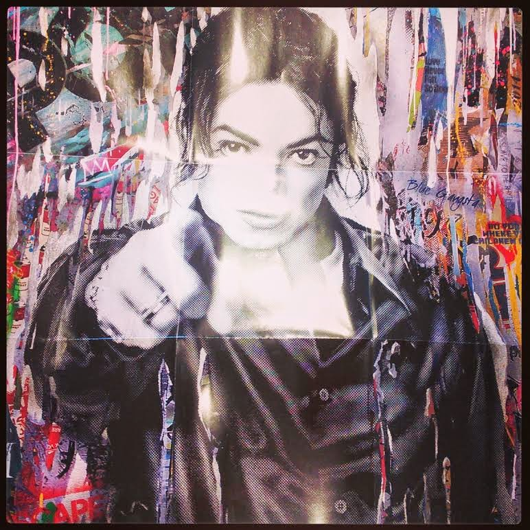 Xscape - xscape - Michael Jackson pochette album poster