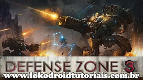 Defense Zone 3 -Mod Muito dinheiro