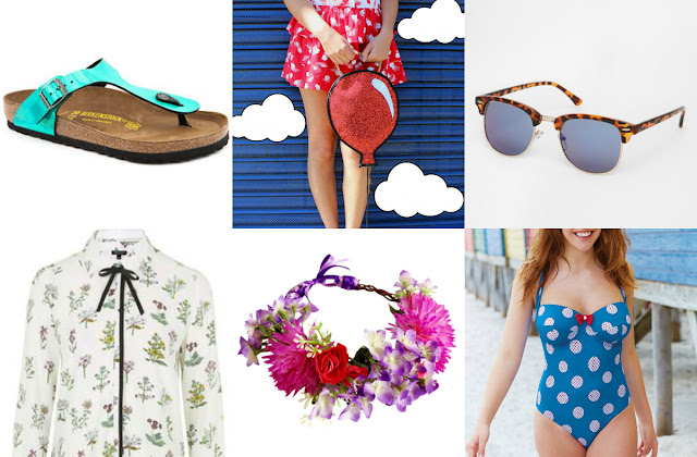 summer blogger wishlist