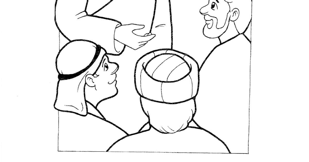 Iglesia de Antioquia - Dibujos cristianos para colorear - Hechos 11 ...