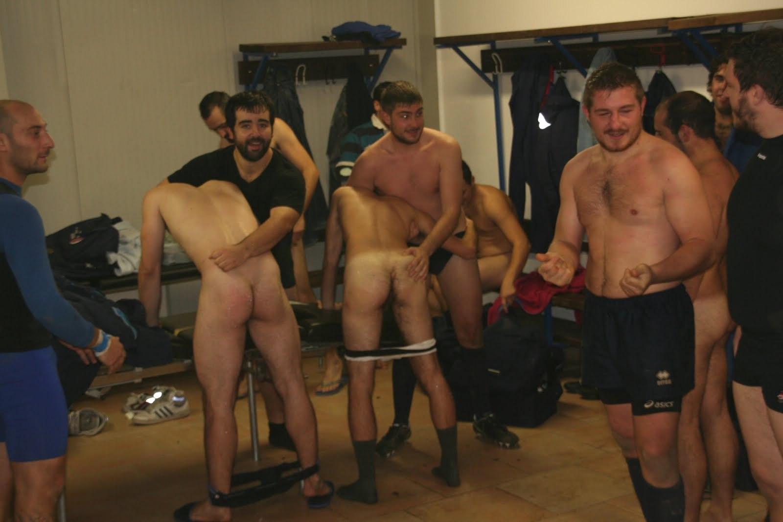 Gay Public Locker Room