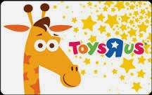 Enter the 10 Days of Christmas: $50 Toys R Us Gift Card Giveaway. Ends 12/31.