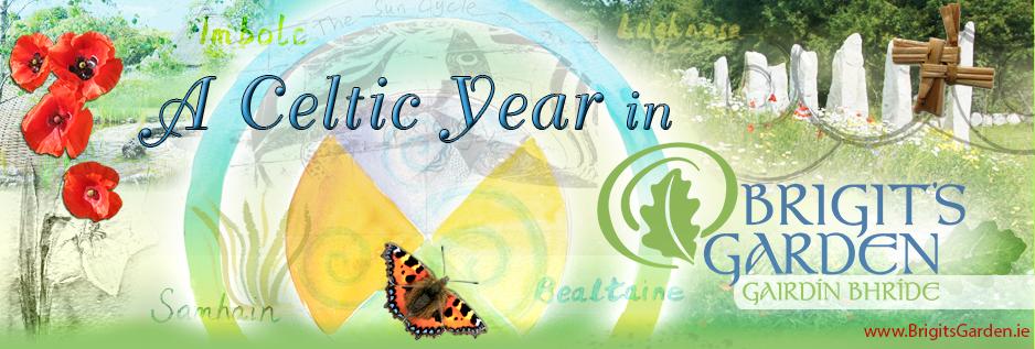 A Celtic Year in Brigit's Garden