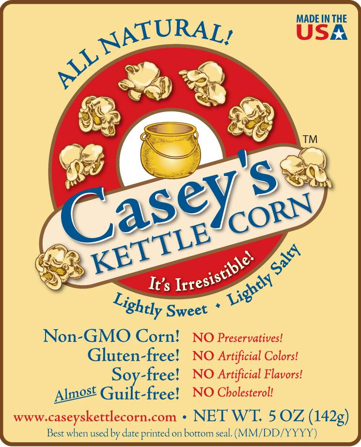 Casey's Kettle Corn