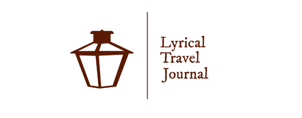 Lyrical Travel Journal