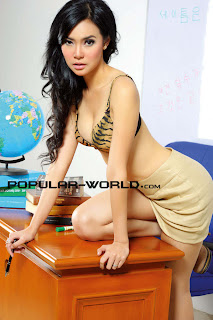 hot Jozza Meidia for Popular World Magazine, July 2012