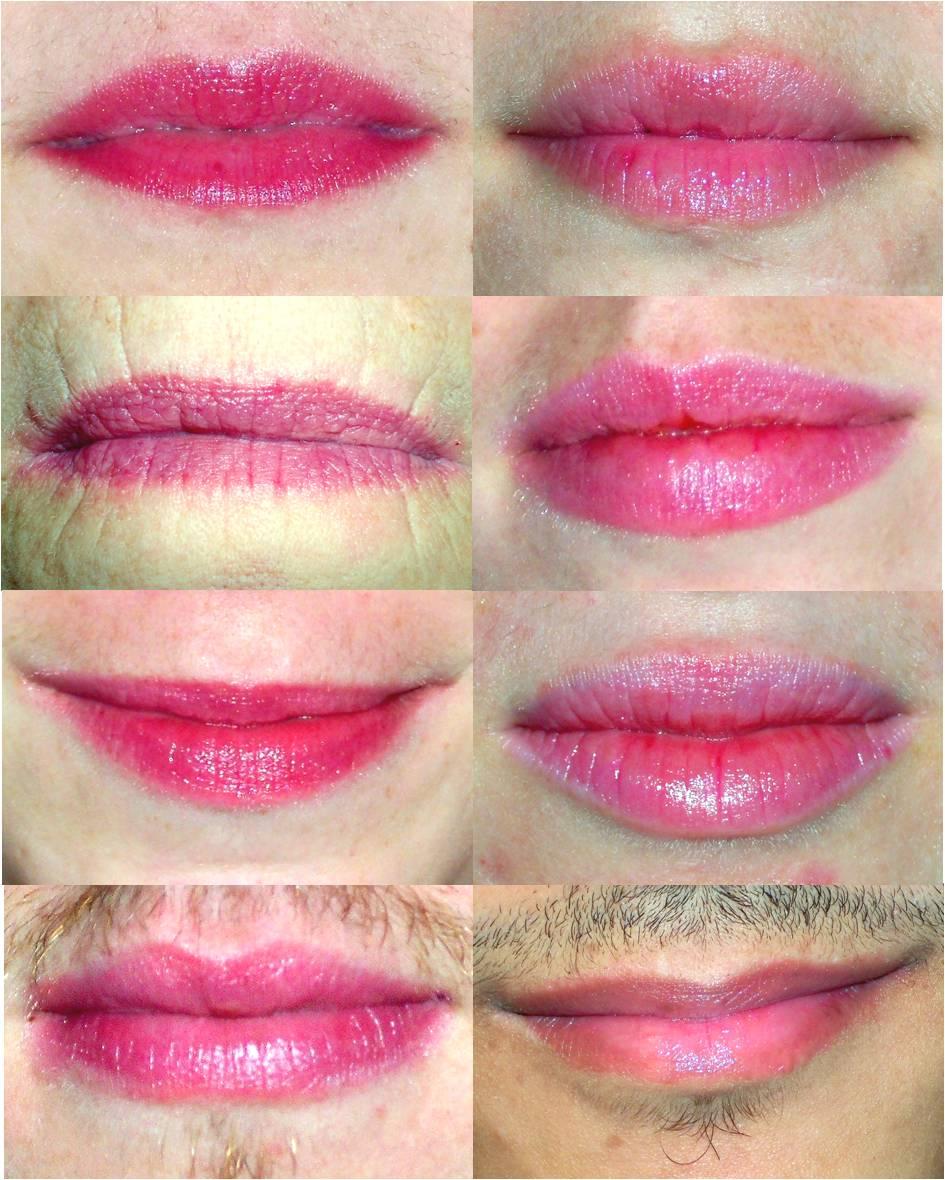 Préférence dé)maquillages ✩ blog beauté: CRASH TEST : LE ROSE A LEVRES  UT45