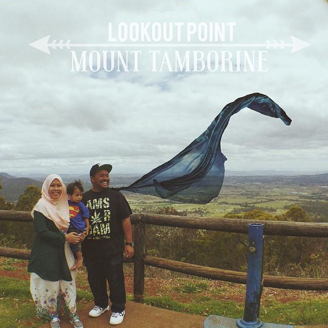 Kami di Mount Tamborine, Australia