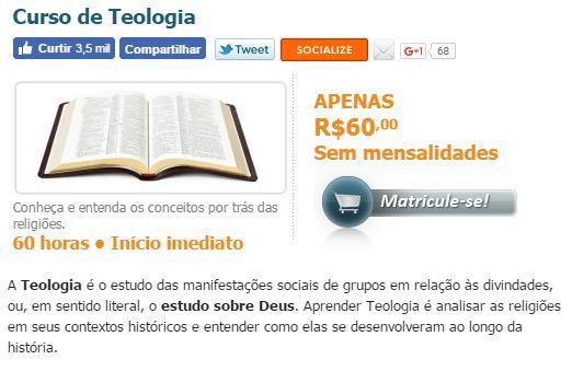 Aprenda Teologia