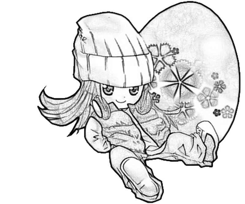 nagihiko-chibi-coloring-pages
