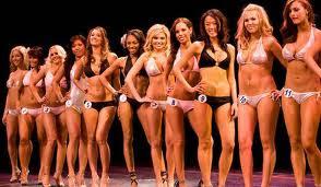 miss bikini show photos pics