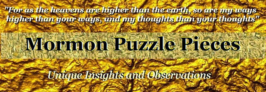 Mormon Puzzle Pieces