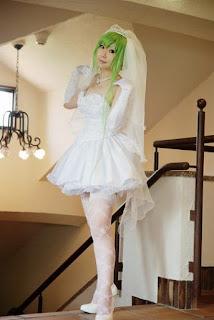Code Geass CC Cosplay by Tatsuya