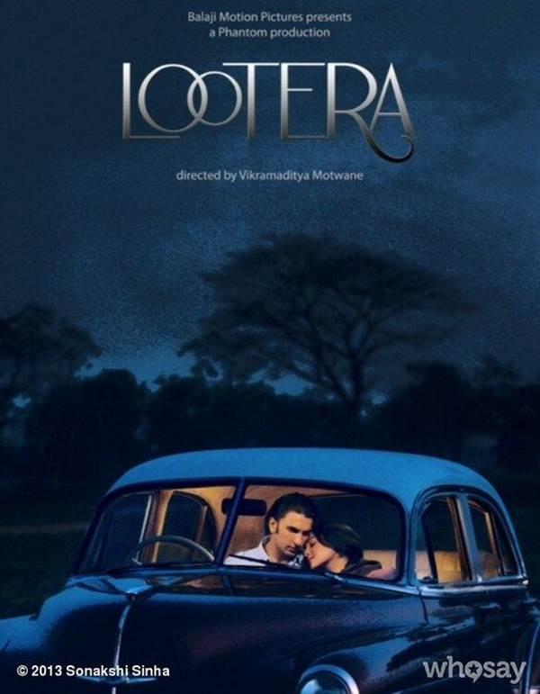 Lootera 2013 DVDRip 300mb ESub