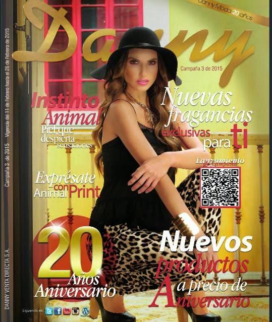 Danny Moda Campaña 3 2015 colombia