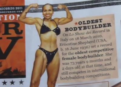 oldest bodybuilding woman