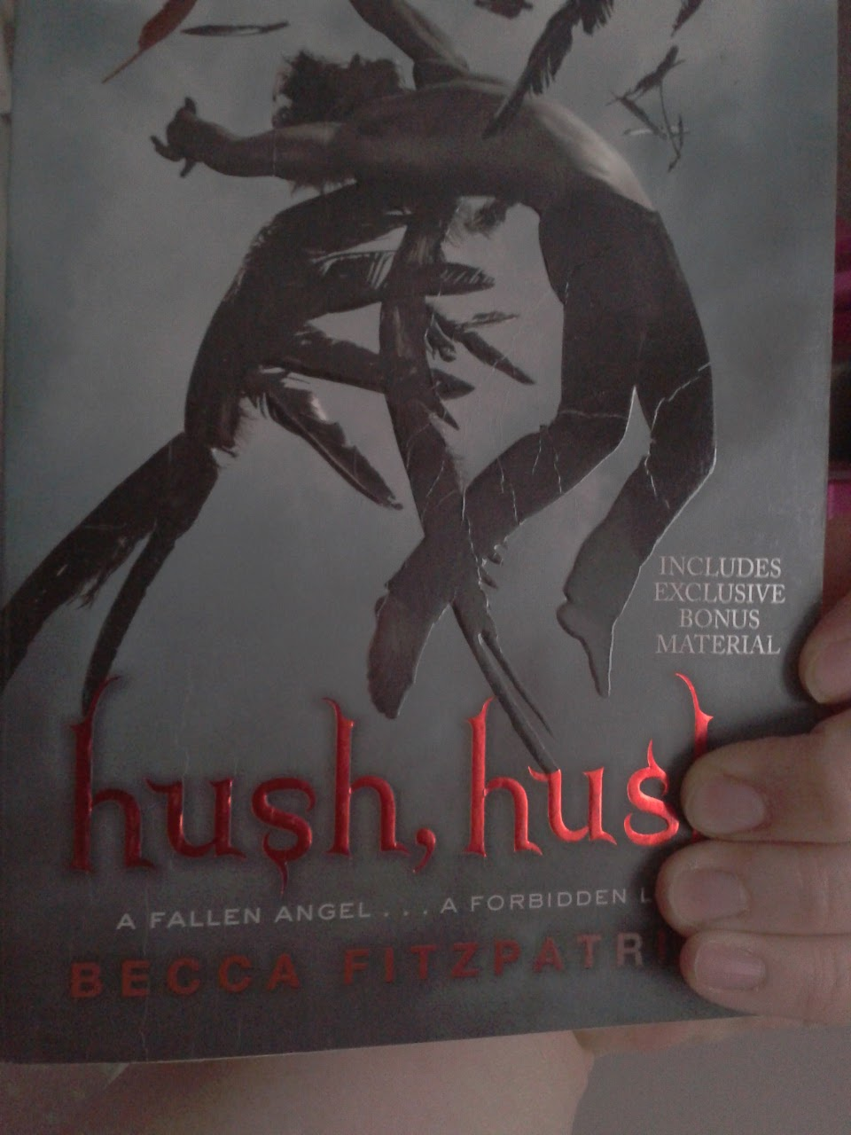 a review of hush hush a fantasy novel by becca fitzpatrick Hush, hush is a 2009 new york times bestselling young adult fantasy novel by becca fitzpatrick and the first book in her hush, hush series the novel receive.