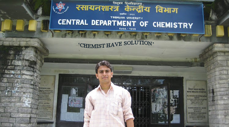 Central Department of Chemistry