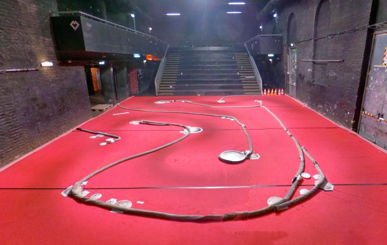 indoor FCA – Arena Wien, Panaorama